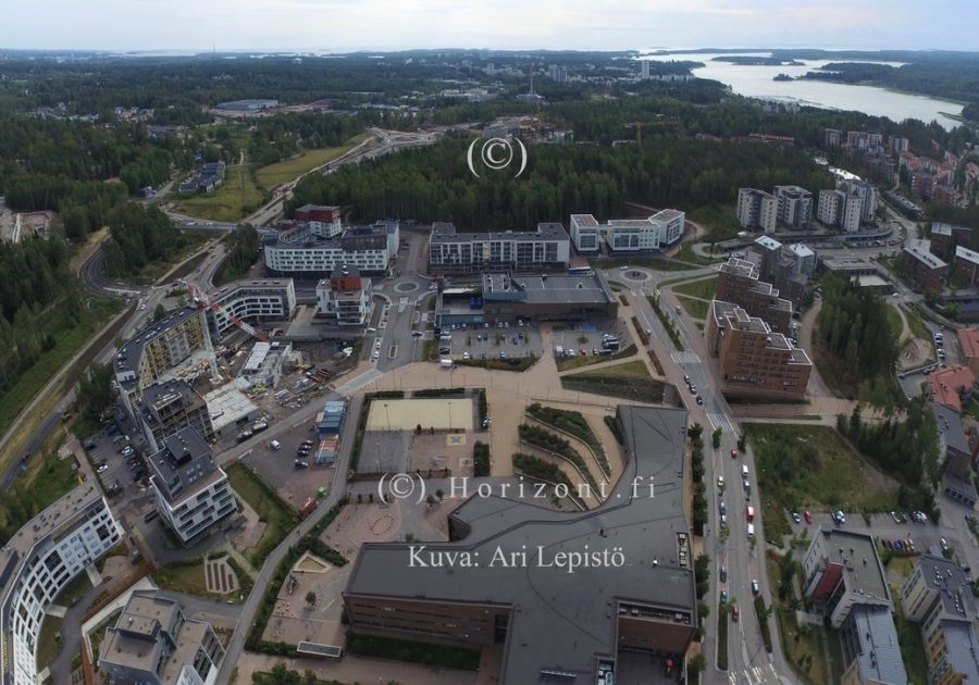 SAUNALAHTI – Espoo, 8/2018
