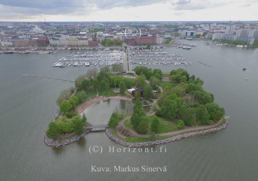 TERVASAARI - Helsinki, 6/2017