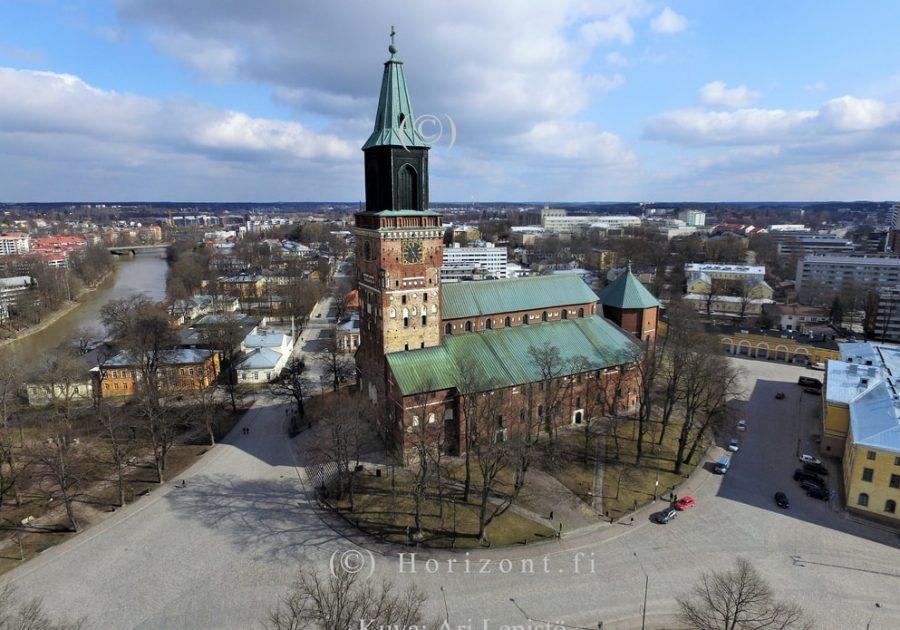 TURUN TUOMIOKIRKKO - Turku, 2016