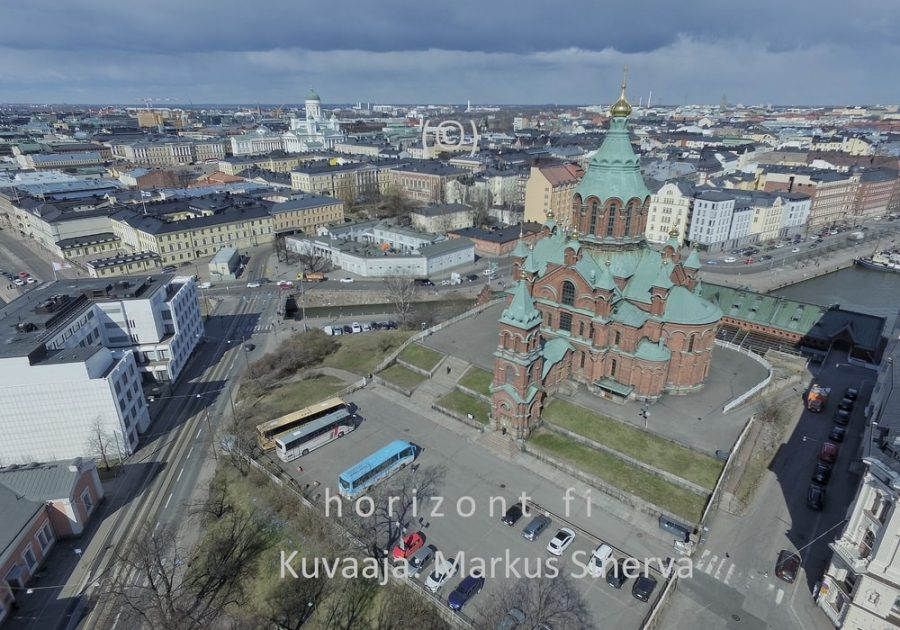 USPENSKIN KATEDRAALI - Helsinki, 2017