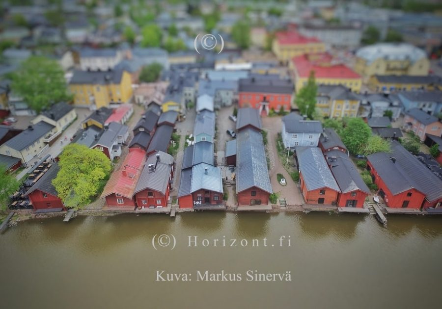 VANHA PORVOO (Sinervä) - Porvoo, 5/2017