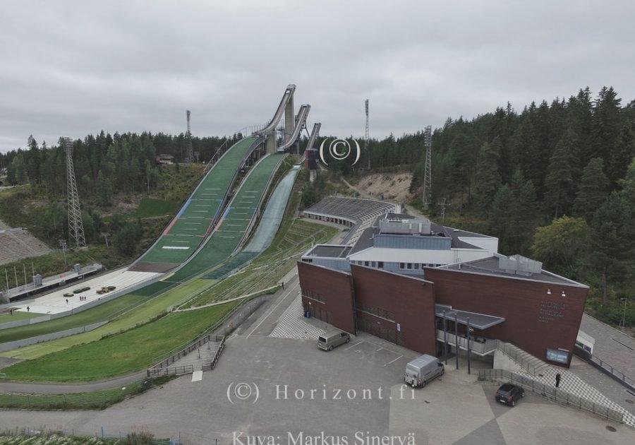 lahden hiihtokeskus