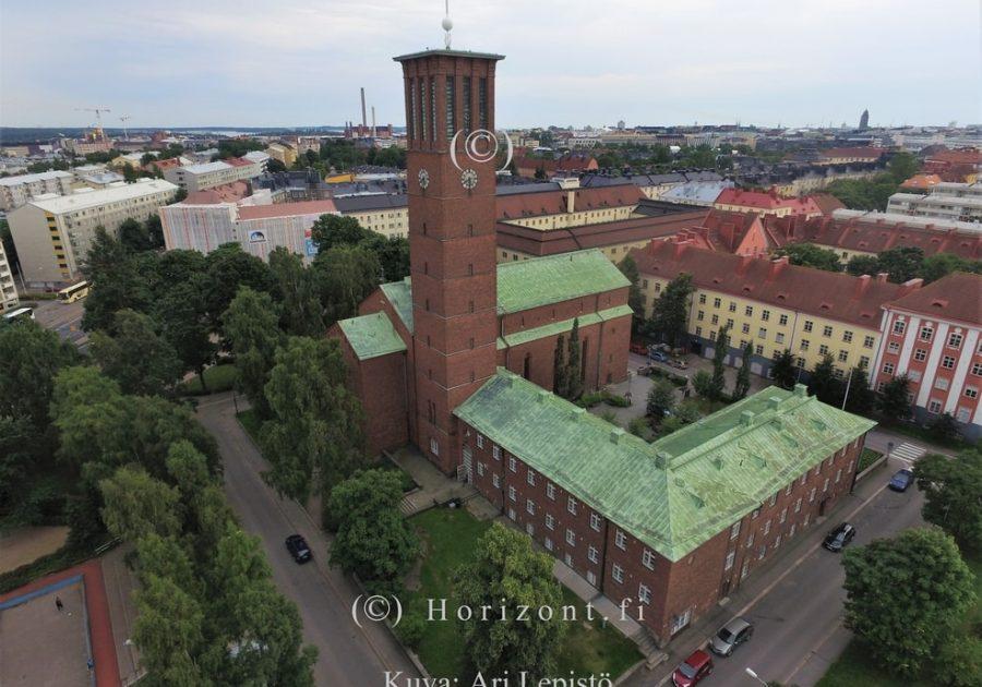 kuva kirkko vallila