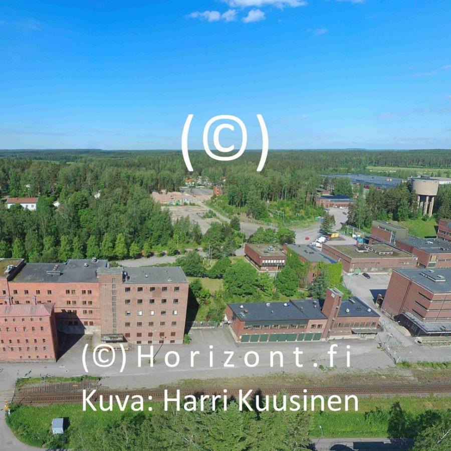 ALTIAN RAJAMÄEN TEHDAS, Nurmijärvi, 2019