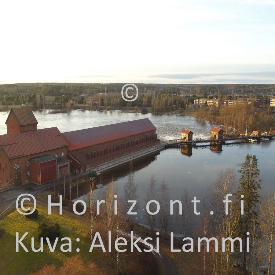 kokemäenjoki valokuva