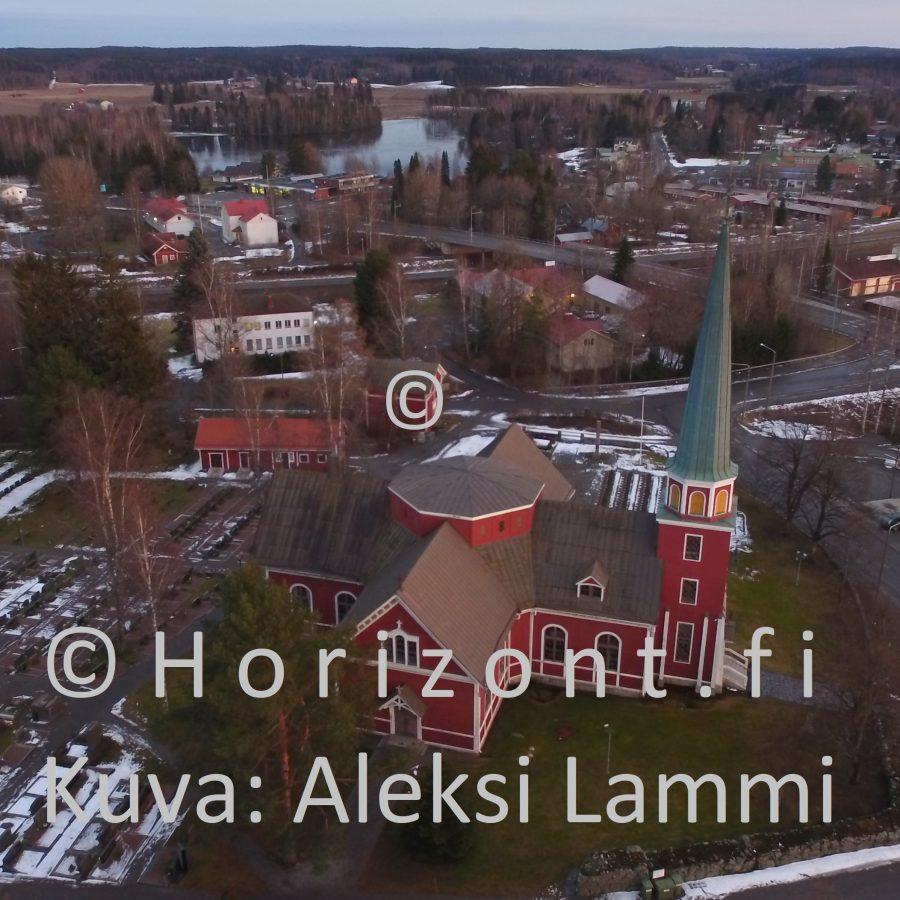 kuva kiikan kirkko
