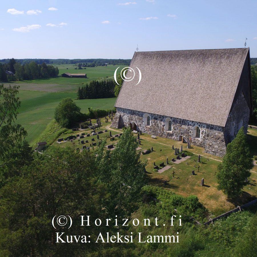 kuva kirkko