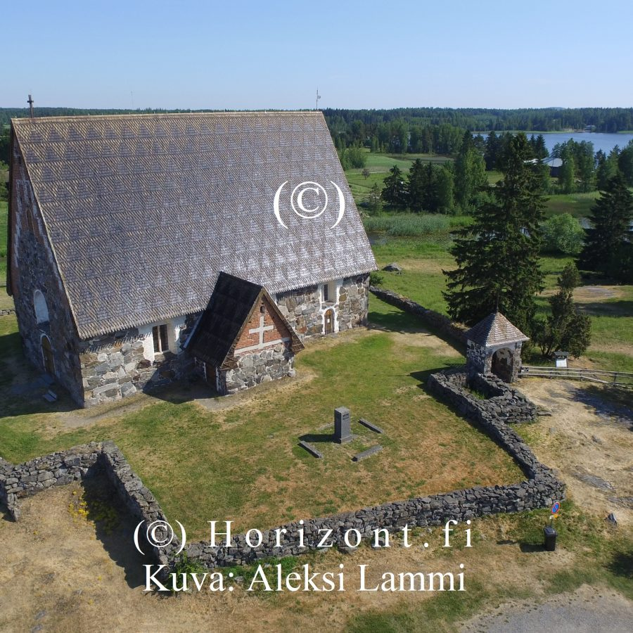 valokuva pyhän olavin kirkko
