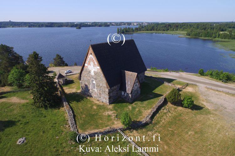 kuva pyhän olavin kirkko