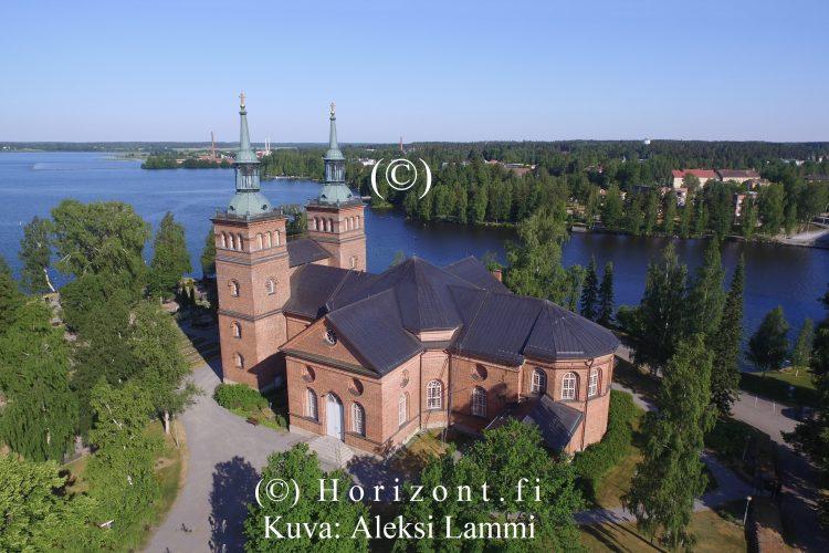 kuva tyrvään kirkko