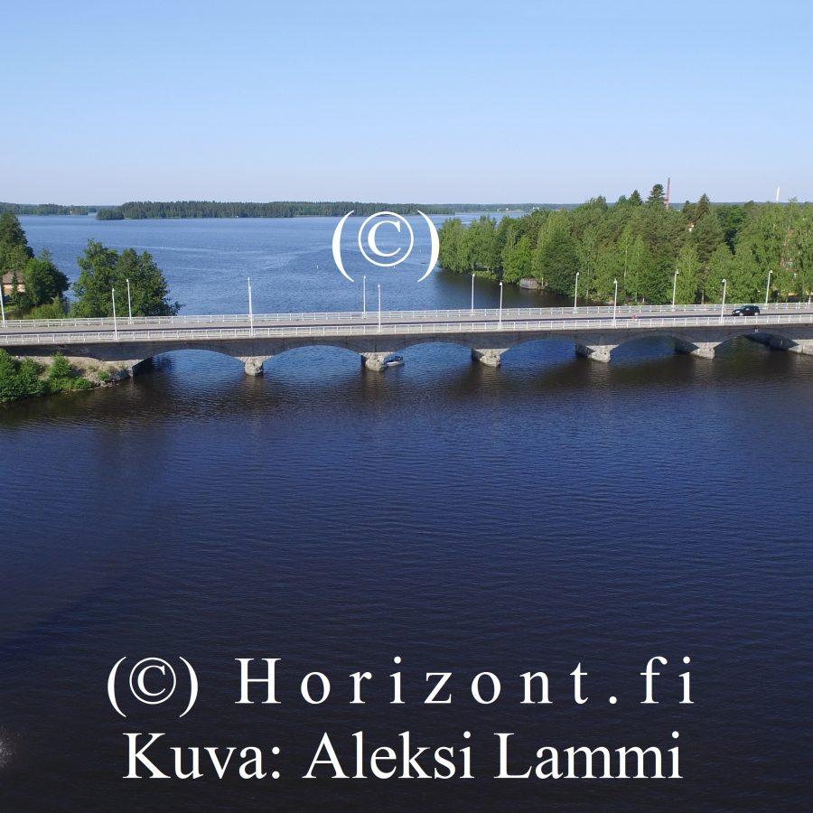 VAMMASKOSKEN SILTA - Sastamala, 2021