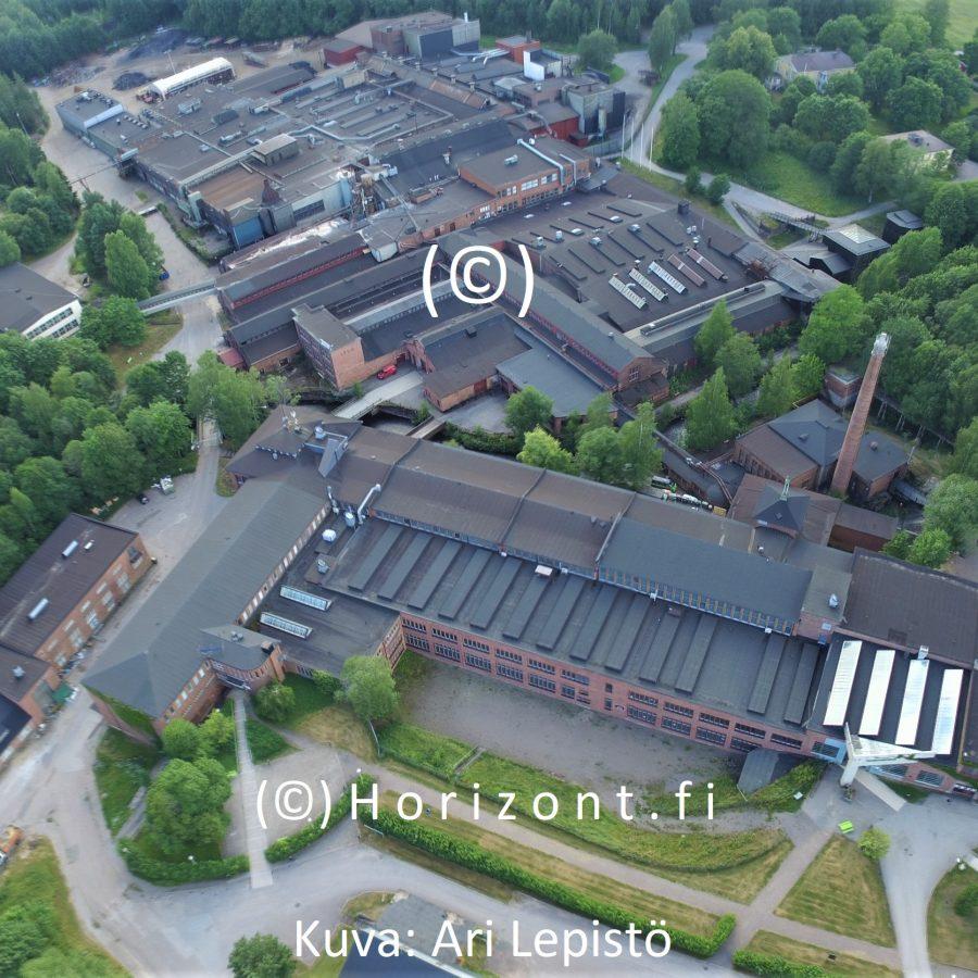 air photographer finland