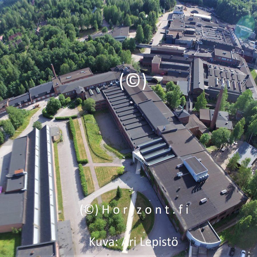 air photo, finland horizont.fi
