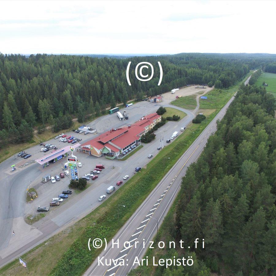 AAPISKUKKO LIIKENNEASEMA - Pälkäne, 7/2021